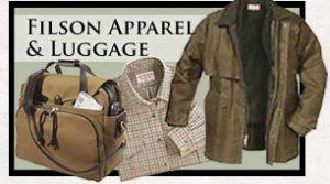 Sedlak's Filson Apparel & Luggage