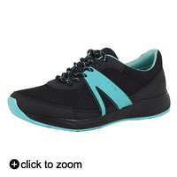 Qarma Black Sneaker